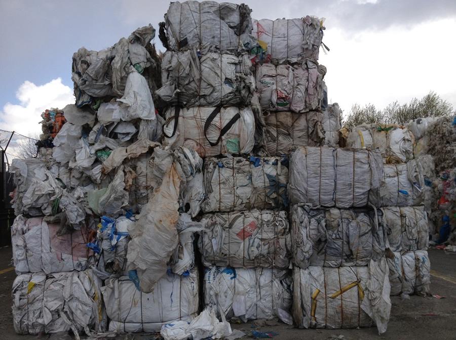 2f1af39abf9 Buying PP Big Bags Grade B baled | Puzhou International Ltd